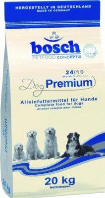 BOSCH Premium Dog Adult sausā barība pieaugušiem suņiem ar gaļu 20 kg